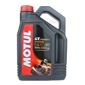 Motul 7100 4T 5w40 Two wheeler engine oil 1 L