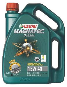 Castrol Magnatec Diesel 15w-40 Passenger Car Engine Oil (500 Ml)