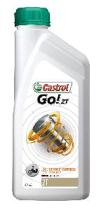 Castrol Go 2t Motorcycle Engine Oil (40 Ml)