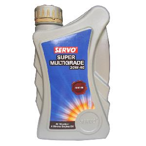 Servo Super 20w-40 Mg Multigrade Engine Oil (5 Ltr)