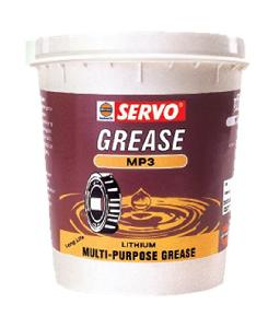 Servo Mp 3 Multipurpose Grease (2 Kg)