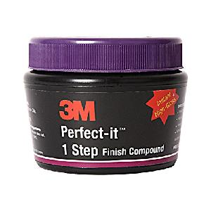 3m perfect it ii 1 step finish compound 100 g. Black Bedroom Furniture Sets. Home Design Ideas