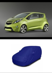 Oscar 2009 Car Cover Blue And Grey For Chevrolet Beat