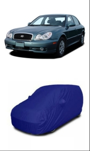 Oscar 2001-2005 Car Cover Blue And Grey For Hyundai Sonata