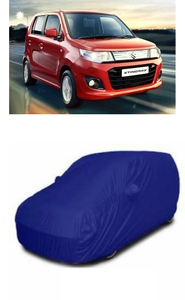 Oscar Car Cover Blue And Grey For Maruti Suzuki Stingray