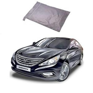 Oscar Transform Car Cover Silver For Hyundai Sonata