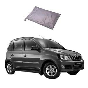 Oscar Car Cover Silver For Mahindra Quanto