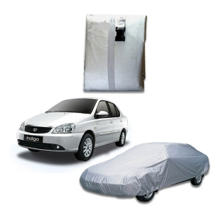 Oscar Marina Car Cover Silver For Tata Indigo
