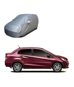 Oscar Car Cover Silver For Honda Amaze