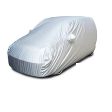 Oscar Car Cover Silver For Honda Civic