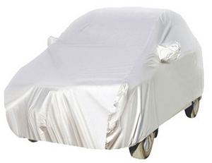 Af Water Resistant Car Body Cover Silver For Maruti Celerio