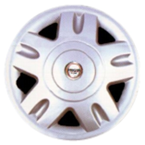 Prigan Spacio Gold 16 Inch Bolt Fitting Wheel Cover (Set Of 4)