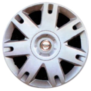 Prigan Ford Fusion 15 Inch Press Fitting Wheel Cover (Set Of 4)