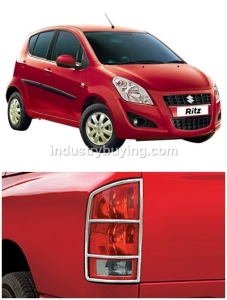 Prius Chrome Tail Lamp Moulding For Maruti Suzuki Ritz