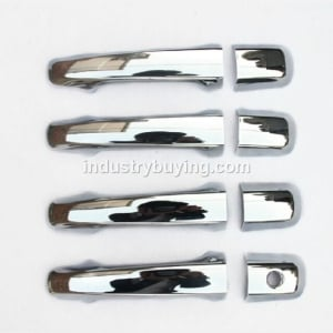 Prius Chrome Handle/Catch Covers (Set Of 4) For Hyundai Eon