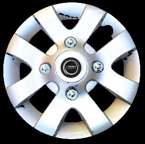 Hotwheelz 16 Inch Tyre Wheel Cover (Set Of 4) For Mahindra Xylo