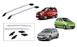 Oscar Aluminium Roof Rails For Hyundai I 20