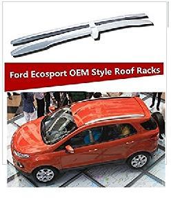 Roof Racks & Boxes Transporting & Storage Farad FA-PRE-486 Aero Aluminium Silver Roof Bar Set Open Roof Rails