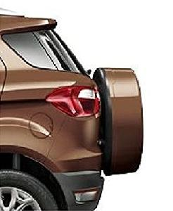 Buy Ford Ecosport Stepney Cover Brown Color Oscar Online In India At