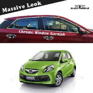 Buy Honda Brio Car Full Window Garnish Trim Online In India At Best