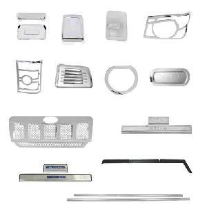 Prius Full Chrome Kit For Mahindra Bolero Type 4