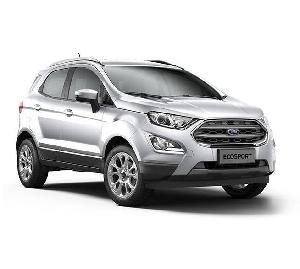 New Ford Ecosport Stepney Cover 17 Inch Moondust Silver