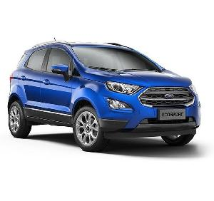 New Ford Ecosport Stepney Cover 17 Inch Lightening Blue