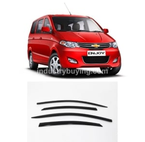 Prius Chevrolet Enjoy Medium Door Visor 6 Pcs/Set