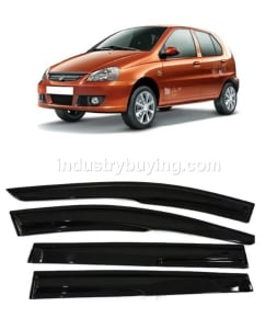 Prius Tata Storme Door Visor 6 Pcs/Set