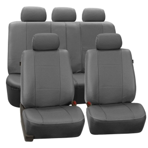 Oscar All Smallcar Car Seat Cover Grey
