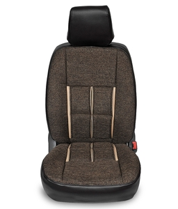 Gk Hyundai Elite I20 Brown Car Seat Cover Bo 81