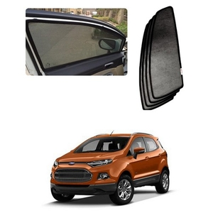 Buy Ford Ecosport Magnetic Sun Shades Set Of 4 Online In India At