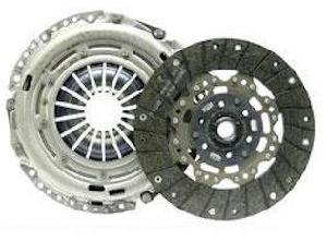 Chevrolet Optra Clutch And Pressure Plate 1.6l Petrol Valeo -404591