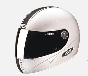 237f5823 Buy Studds Chrome Eco W/Mirror Visor White Plain XL Size Safety ...