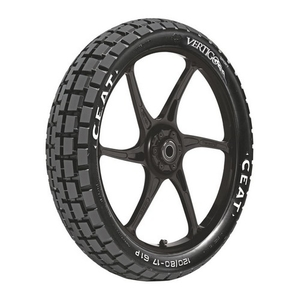 Ceat Vertigo Sport 55p 100/90-17 Tubeless Tyre For Motorcycle