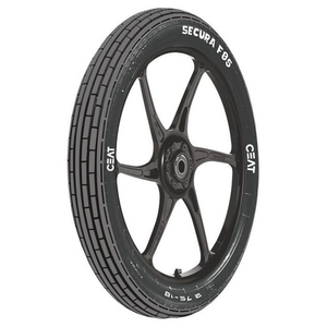 Ceat Secura F85 4ply 42p 2.75-18  Tube Type Tyre For Motorcycle