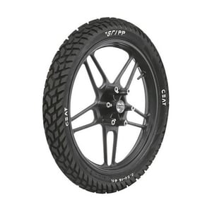 Ceat Gripp 6ply 50p 3.00-17  Tube Type Tyre For Motorcycle