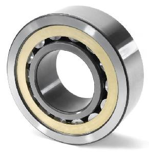 Fag N320e.M1 Cylindrical Roller Bearing (Inside Dia - 100mm, Outside Dia - 215mm)