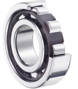 Ntn Nup207u Cylindrical Roller Bearing (Inside Dia - 35mm, Outside Dia - 72mm)