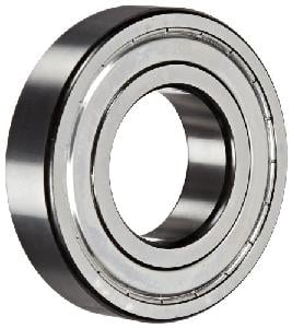 Fag 6009zr (Inside Dia 45mm Outside Dia 75mm Width Dia 16mm) Deep Groove Ball Bearing