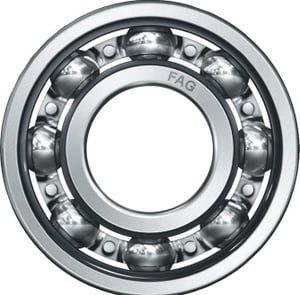 Fag 6206.C3 (Inside Dia 30mm Outside Dia 62mm Width Dia 16mm) Deep Groove Ball Bearing