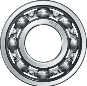 Fag 6015 (Inside Dia 75mm Outside Dia 115mm Width Dia 20mm) Deep Groove Ball Bearing