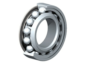 Nbc 6012 (Inner Dia 60mm Outer Dia 95mm Width 18mm) Single Row Radial Ball Bearing