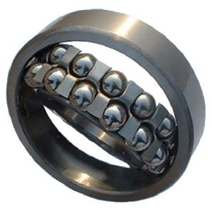 Ntn 1318sk Self-Aligning Double Row Ball Bearing (Inside Dia - 90mm, Outside Dia - 190mm)