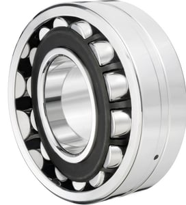 Ntn 22211bkd1c3 Spherical Roller Bearing (Inside Dia - 55mm, Outside Dia - 100mm)