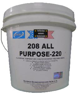 Superon 1 Kg All Purpose 220 Polyurea Grease 208