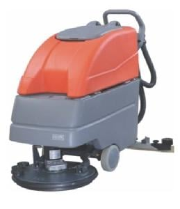 Roots Multiclean 45 Ltr. Scrubber Dryer Scrub Bt 4545 (Along With Brush)