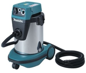 Makita Industrial Wet And Dry Vacuum Cleaner 1050 W 27 Litre