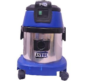Astol Sv15 Commercial Wet And Dry Vacuum Cleaner 15 Litre