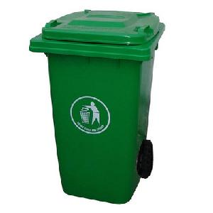 Fiable Dustbin 240 Litre With Wheel Green